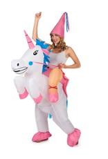La Licornerie Inflatable Unicorn Put-On Costume