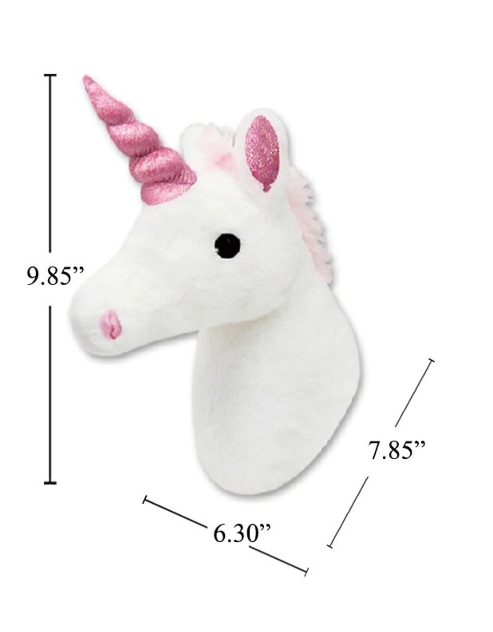 La Licornerie Wall mounted Fluffy Unicorn Head