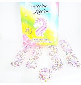 Pansements licorne (24 morceaux)
