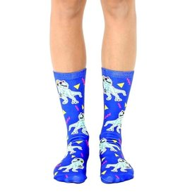 Dino Calf High Socks