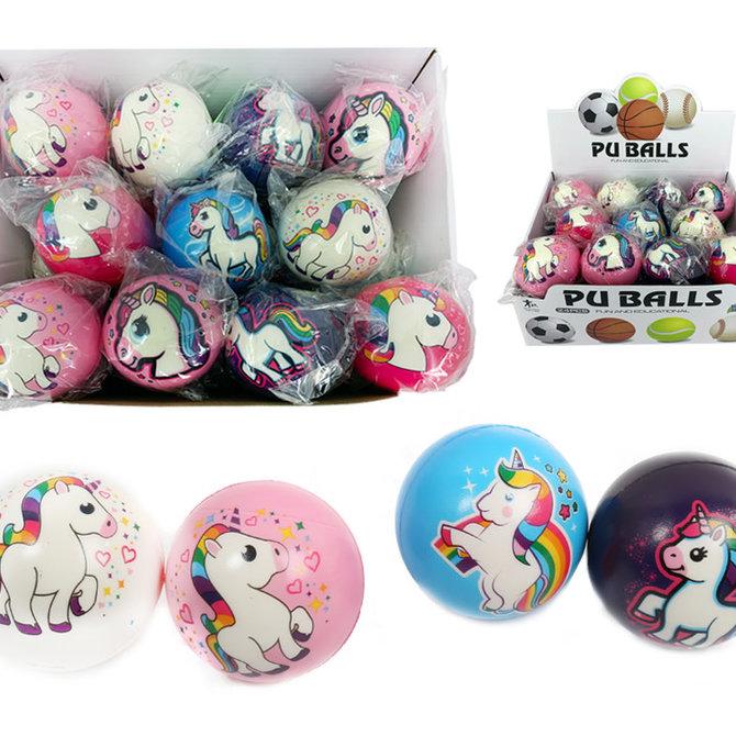 La Licornerie Happy Unicorn Plastic Ball