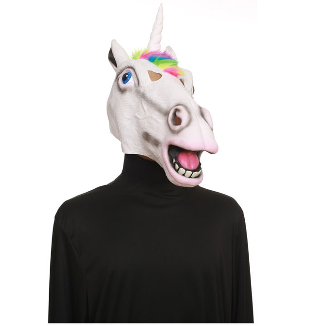 La Licornerie Crazy Unicorn Halloween Mask