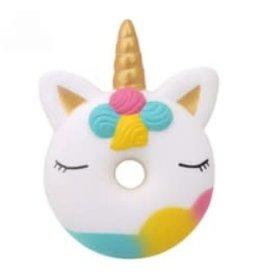 Squishy Unicorn Doughnut