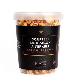 ♥♥ Souffles de dragon à l'érable (Popcorn)