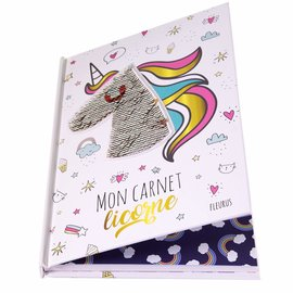 La Licornerie ♥ My Secret Notebook Glitter Unicorn