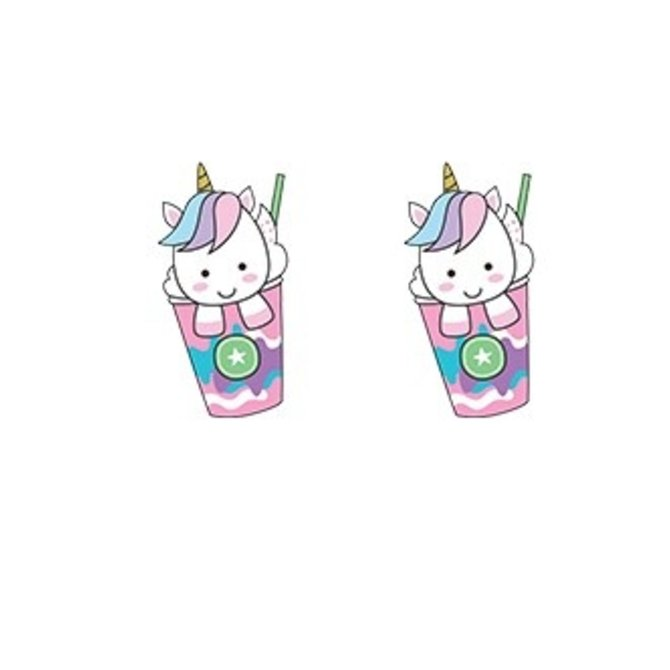 Boucles d'oreilles mignonnes