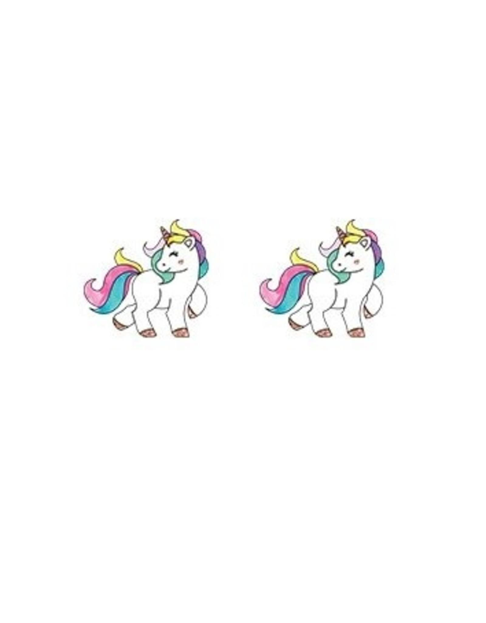 Lovingly Handmade Unicorn Earrings