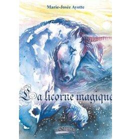 Livre La Licorne magique