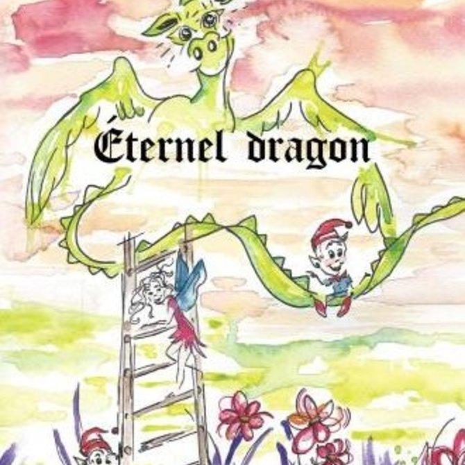 La Licornerie Éternel Dragon Book in French