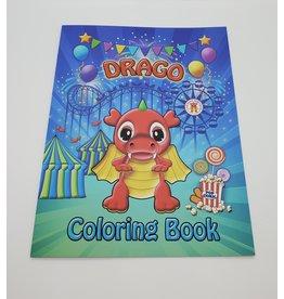 Drago Coloring Book