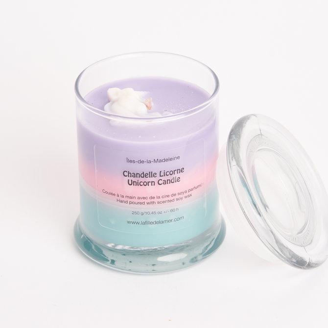 La Licornerie ♥♥ Chandelle parfumée artisanale