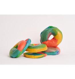 La Licornerie Rainbow Bagels 1/2 Dozen