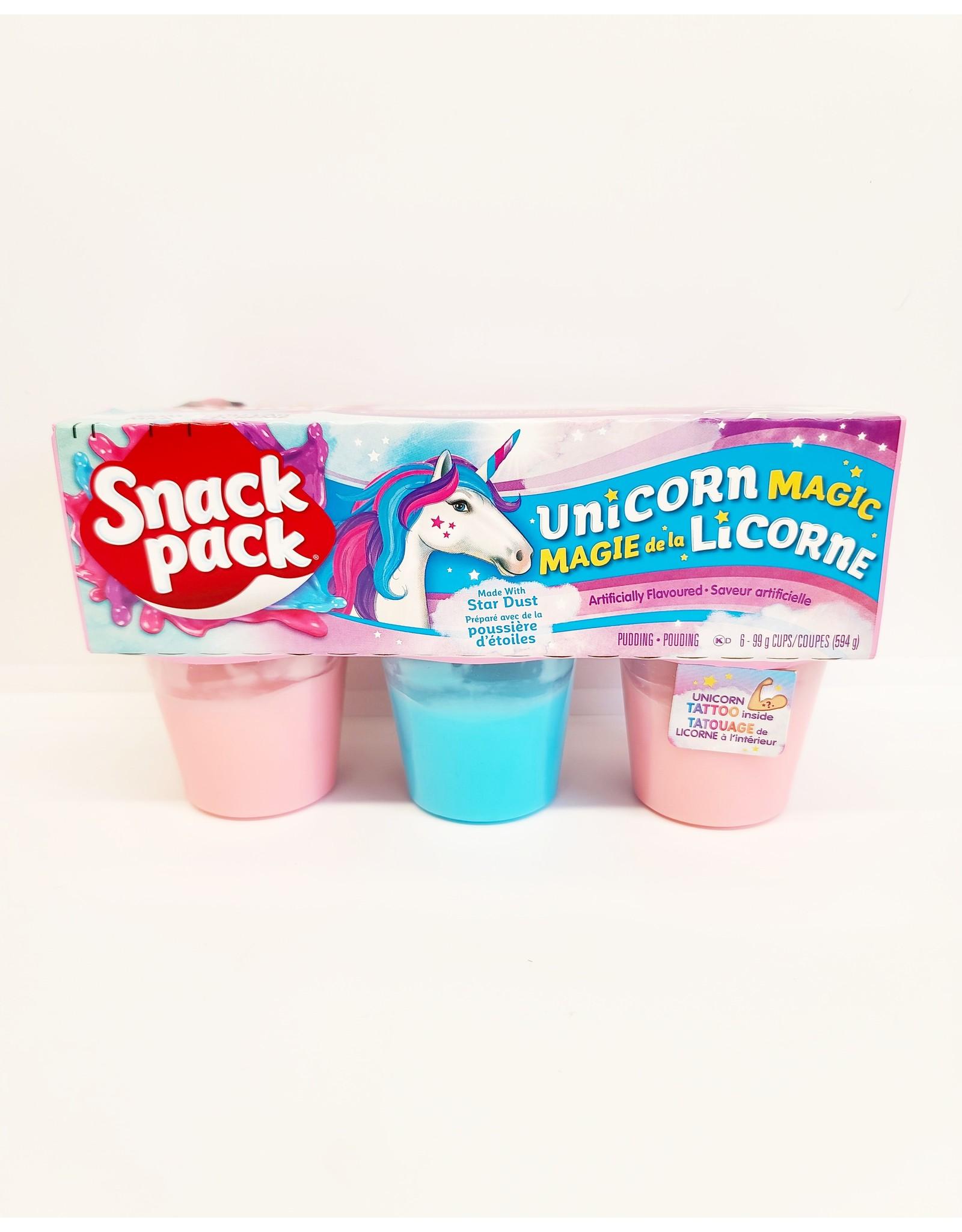 Snack Pack Licorne