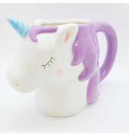 La Licornerie Purple Unicorn Mug