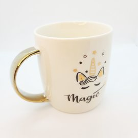 La Licornerie Magical Golden Mug