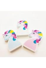 La Licornerie Kit with 3 Unicorn Erasers