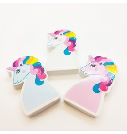 La Licornerie Kit with 3 Unicorn Erasers