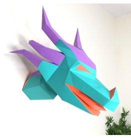 La Licornerie ♥♥ Dragon Head Origami