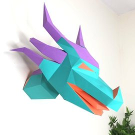 La Licornerie ♥♥ Dragon Head Origami