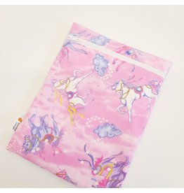 La Licornerie ♥♥ Large handmade reusable snack bag