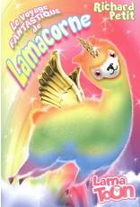 ♥♥ Le voyage fantastique de Lamacorne Book