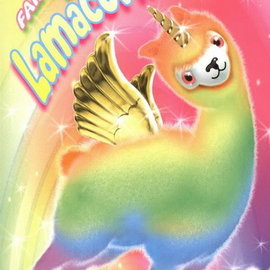 ♥♥ Livre Le voyage fantastique de Lamacorne