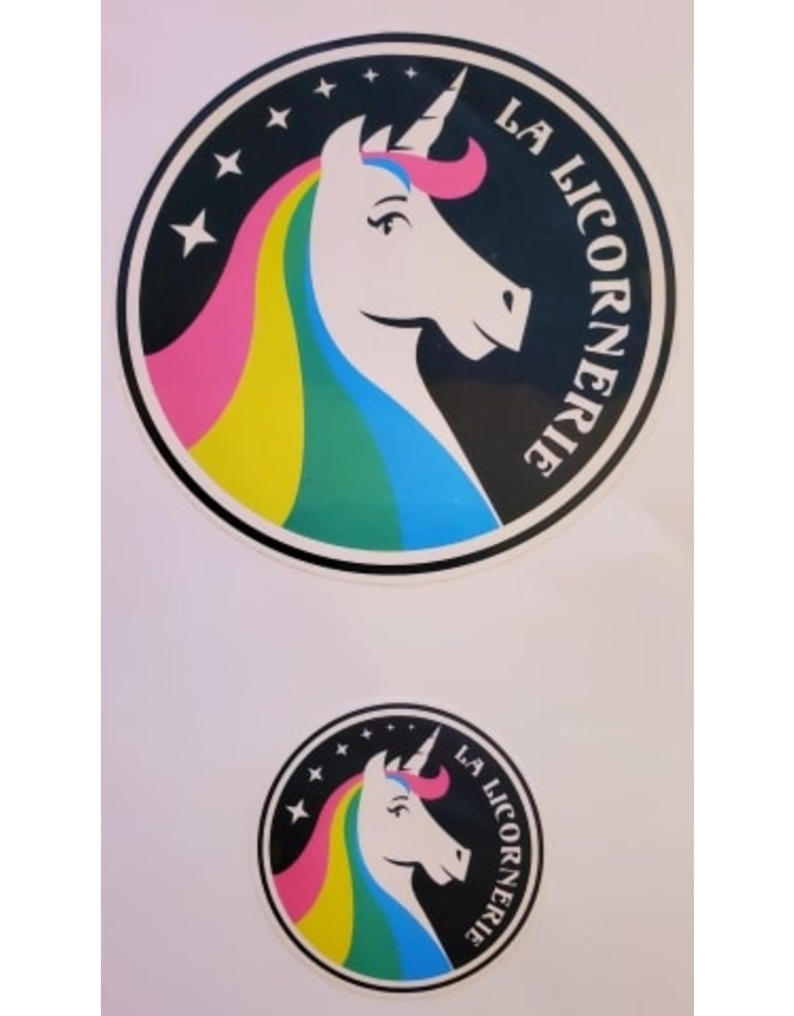 La Licornerie Official Sticker