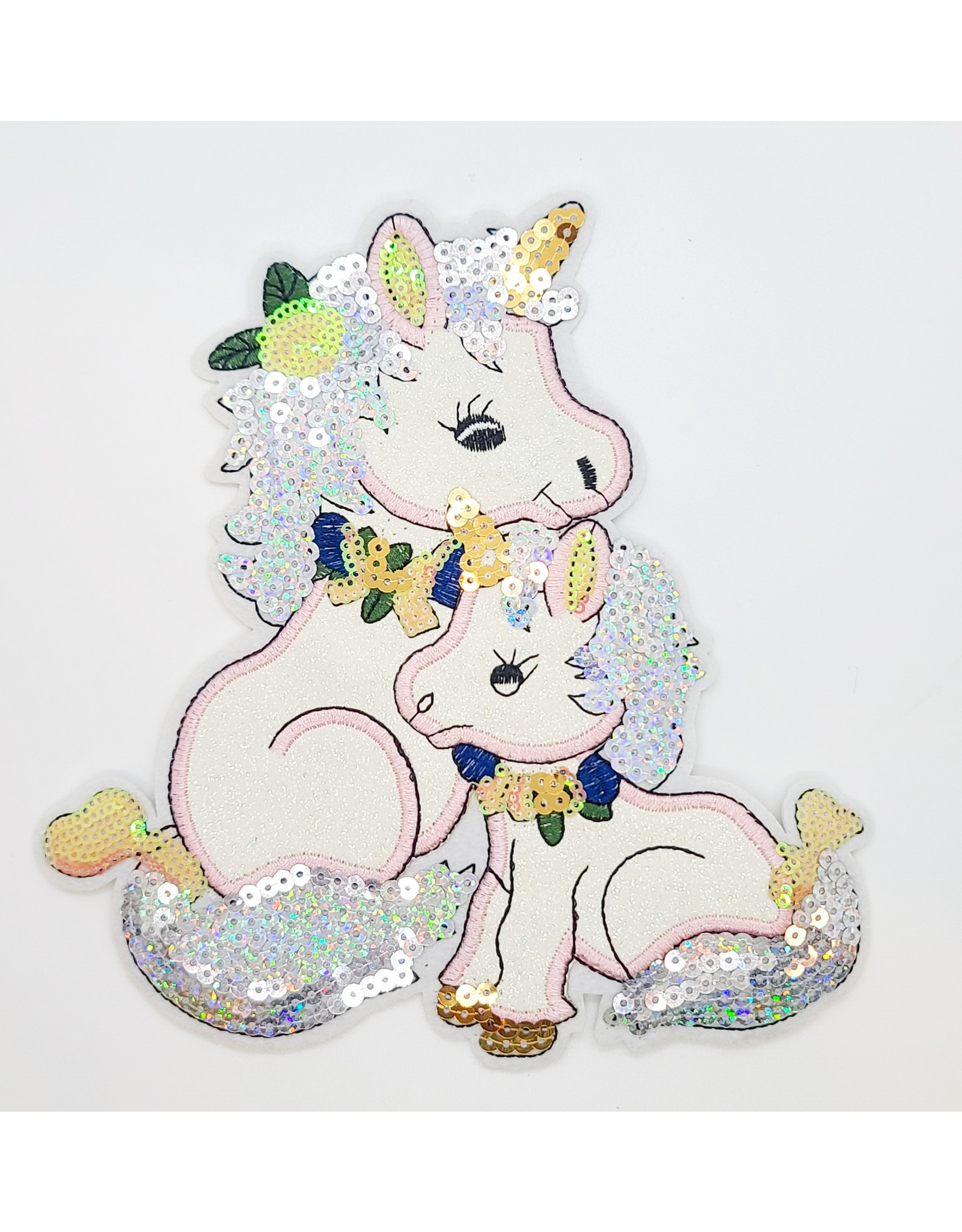 ''Patch'' Licorne en son bébé