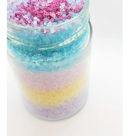 ♥♥ Rainbow Bath Salts