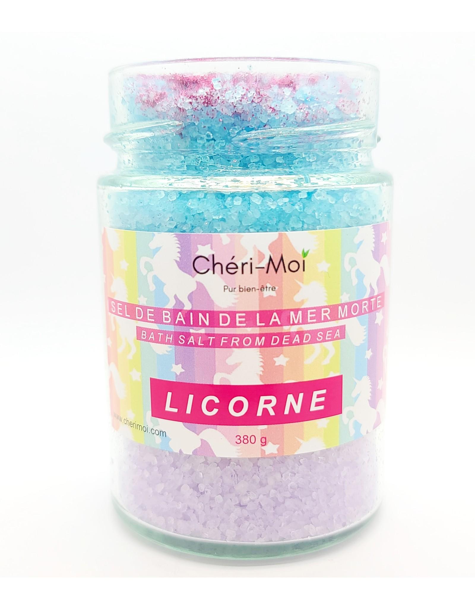 ♥♥ Rainbow Bath Salts