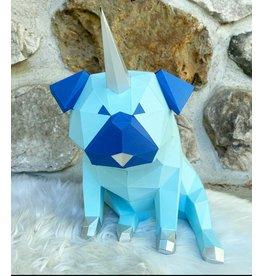 ♥♥ Pugicorn Origami