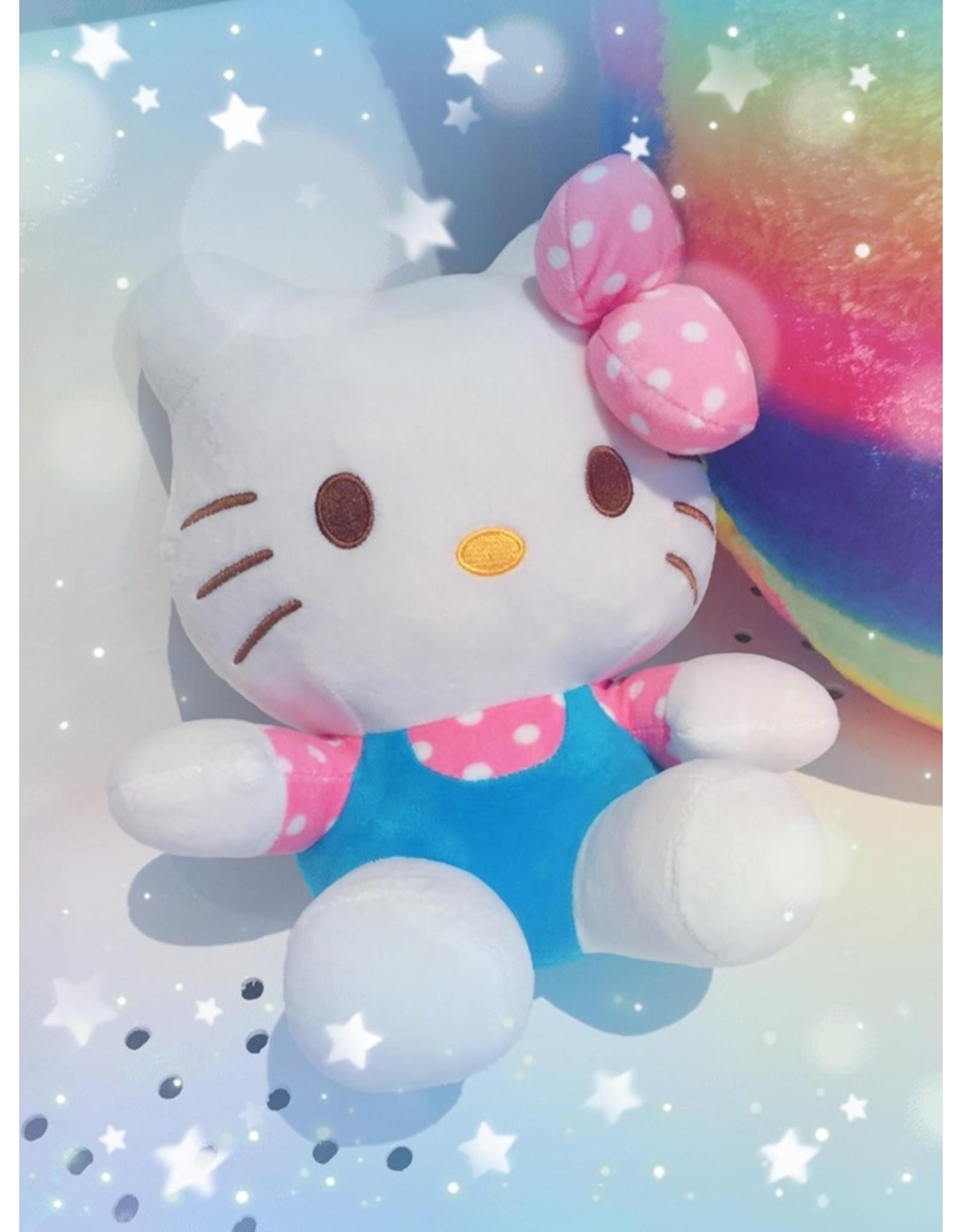 Caravan Softoys Cute Kitty with Hairclip Teddy