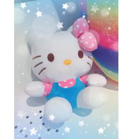 Caravan Softoys Cute Kitty with Hairclip Teddy