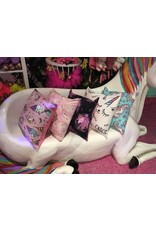 ♥♥ Pillow made in Québec - different colors