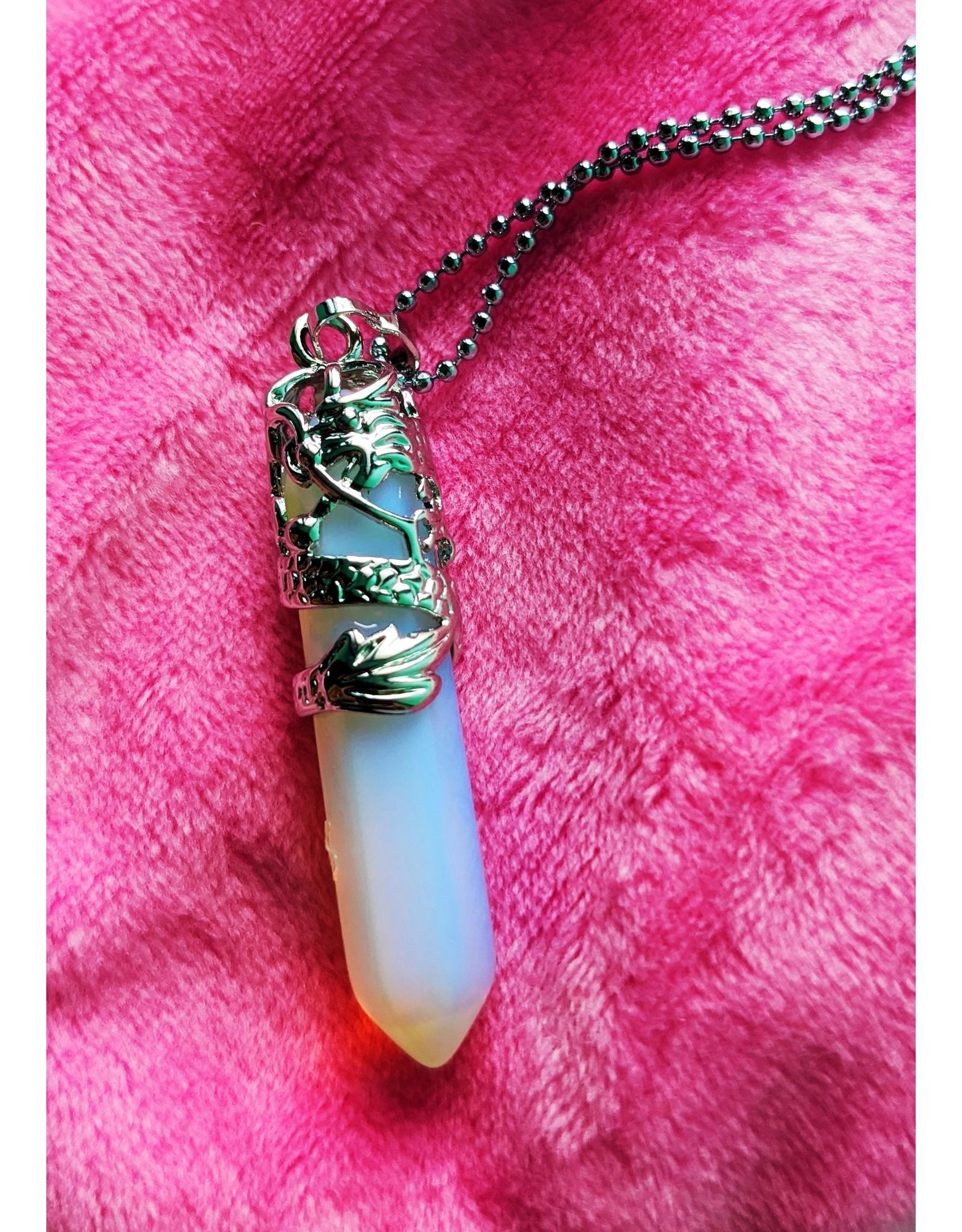 Dragon Crystal Necklace