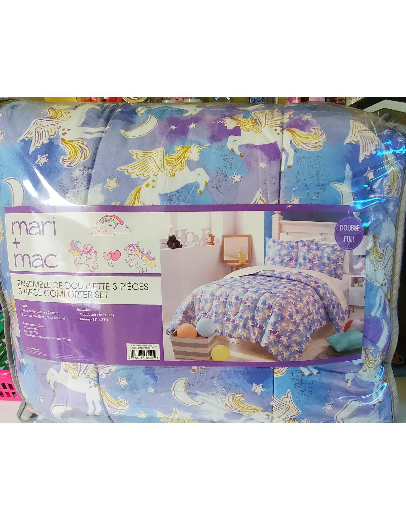 Comforter Set Unicorn