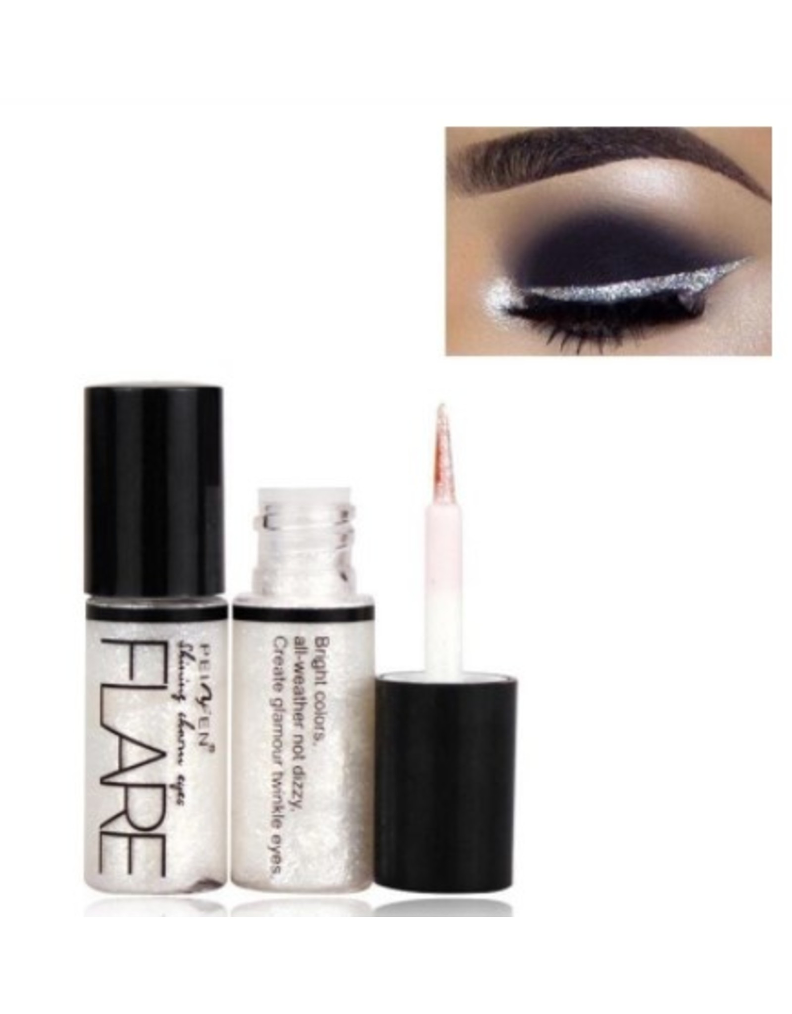 Shiny Eyelid Highlighter