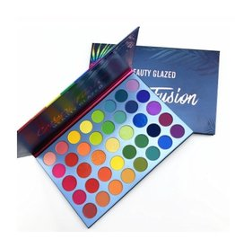Palette Beauty Glazed Color Fusion