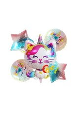 Caticorn Balloons Set (5 pieces)