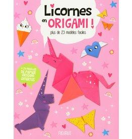 Licornes en origami - 23 modèles faciles à faire!