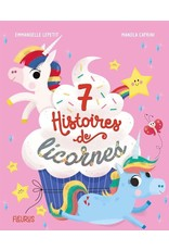 Livre 7 Histoires de licornes