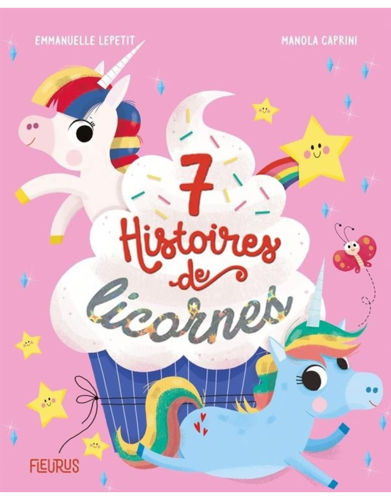 7 Unicorn Stories Book