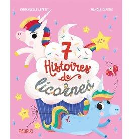 7 Unicorn Stories Book