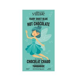 ♥♥ Fairy Turquoise colored Hot Chocolate