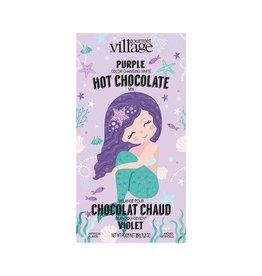 ♥♥ Chocolat chaud violet Sirène