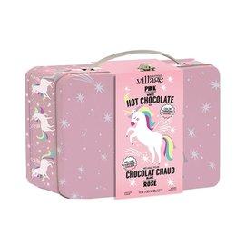 La Licornerie ♥♥ Boîte à lunch licorne avec 140g chocolat chaud