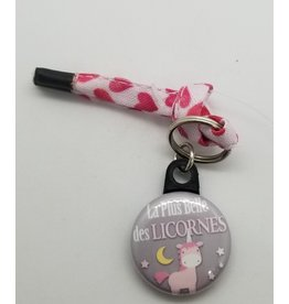 La Licornerie ♥♥ Lace Key Chain (various design)
