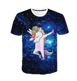Cosmic Galactical Unicorn T-Shirt