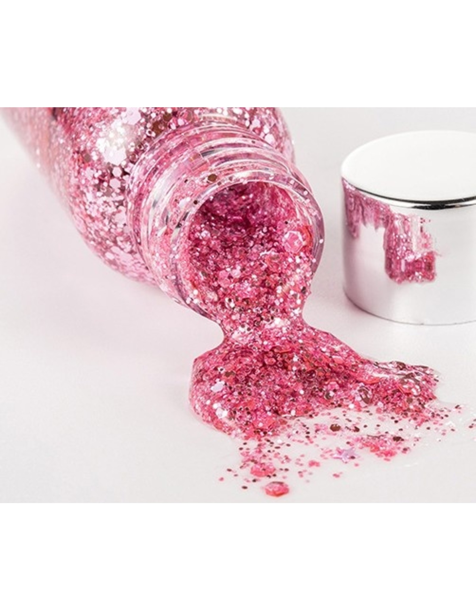 Glitters for hair, face and body