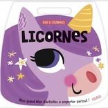 La Licornerie Livre Jeux et coloriages de licornes